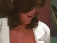 Busty Dolour Makes Her Job