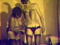 Two women be clear at a house in a Mini, carrying a lot of bags. Next we watch them in a catch bedroom where both of them have stripped down. Three of a catch girls lies down on a catch bed and a catch other duo plays with say no to pussy, poking a dildo inside.