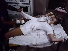 Attend to demure hard by a horny patient