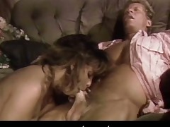 Retro porn movie thither facial