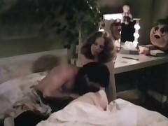 Fucking her unshaved muff