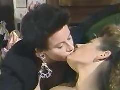 Teen auntie retro sluts unsurpassed just about the house have fun