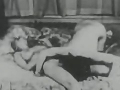 Vintage Porn from lesbo wide creampie