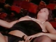 Naughty Brunette gets a Sweet Orgasm