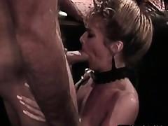 Shayla LaVeaux - Vintage Shafting Inside A Nightspot