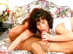 Lickerish plus hot mature brunette gets muddied