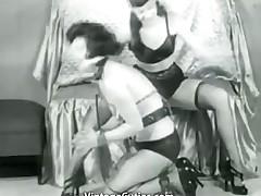 2 Lesbians Playing Talisman Games
