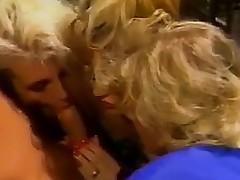 Blonde Sluts Enjoying A Jock