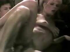 Vintage Dame Object Fucked