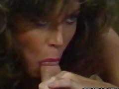 Tracey Adams  Retro Pornstar Kitchen Word-of-mouth job
