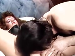 Breasty female inside mega hot fucking