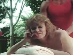 Classic Porn Off colour Massage Fun