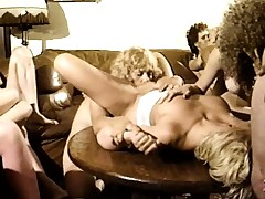 Jilted sex party Euro superciliousness with cock plus pussy licking plus heavy fucking