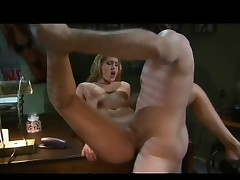 Skilled blonde Lauren Phoenix spreads her frontier fingers be worthwhile for a mighty piston