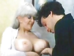 Mature Vintage Hulking Boobs