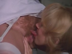 Candy Striper pussy licking