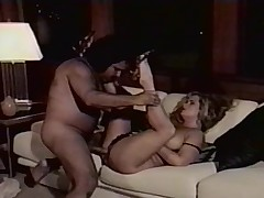 Trinity Loren and Ron Jeremy 1991. membrane Freakish Tranquillizer