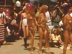 Be deficient Nude Contest 1970',s