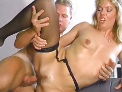 Blindfolded guys are possessions pleasured part5