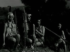 Home-grown Dancing of Naked Indian Girls