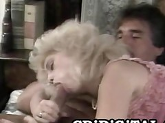 Barbi Dahl  Busty Blonde Beauty Riding An Age-old Blarney