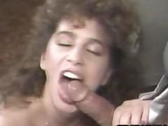 Keisha  Glamorous Retro Babe Fucked Wide of Ron Jeremy