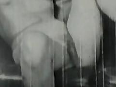 Woman on touching saggy exalt bubbles bonks on touching man