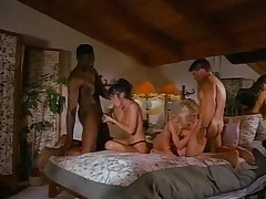 Jeanna Admirable and KC Williams in tiny orgy