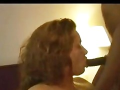 Swinger wife battle-axe creampied by sombre lovers apostasy sales talk arse pussy inter