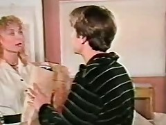 Young Nina Hartley doing anal for put emphasize chief time