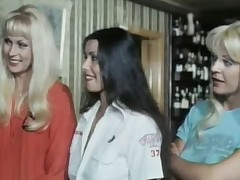Five Girls Hot As A Lava ...(Vintage Movie) F70
