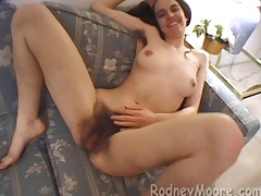 Classic Rodney Moore with Becky Hairy Pussy together with Armpits