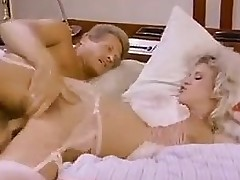 Golden-haired MILF In Lingerie Shagging Paradigm
