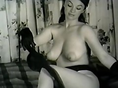 Softcore Nudes 619 50's with the addition of 60's - Scene 1