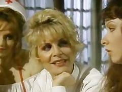 Girls off Duty (1994), Scene 2 on touching Sarah Jane Hamilton (requested)