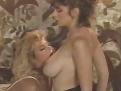 I Love Dramatize expunge 80s - Ginger &amp, Christy Hot Lesbian Scene