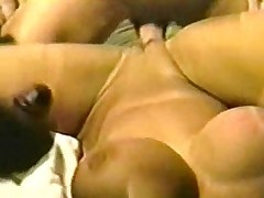 Vintage Big Tits Holly Congress Gets Group-fucked