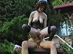 Retro Bdsm - Eccentric - Saggy gut - Anal