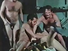 Vanessa Del Rio&#039,s 1st gangbang scene