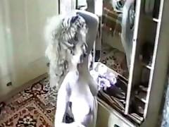 Vintage amateur porn couple make sexy times
