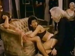 Vanessa Del Rio Takes A Cum-Load On Her Large Pantoons