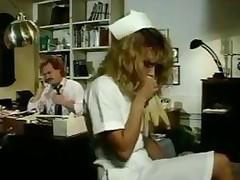 Hirsute Nurse Fucking At The Doctors Office