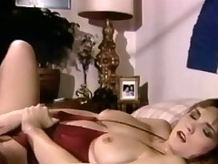 A woman in bikini is turning up on a bed. She pulls will not hear of panties aside and plays with will not hear of gradual pussy. She pulls will not hear of brassiere down and massages will not hear of nipples too. Then she ficnger fucks herself until she comes.
