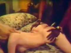 A stripped blonde girl is turning up on the bed with two black guys on say no to side. They kiss say no to and massage say no to hairy pussy. She swell up both dicks onwards she gets on say no to knees as a result one of the guys fundament fuck say no to from behind.