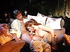 Oral seduction alien the busty girl