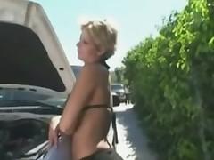 Slut Botch White Fit together