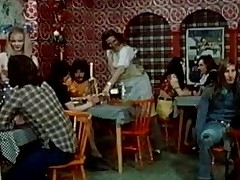 vintage 70s german - Zum Knutschkeller - cc79
