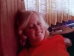 Girls alongside a catch Band - 1976