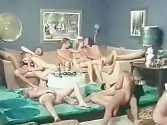 Output Porn - Conjugal Orgy (70s)