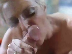 Vintage Juliette Anderson Aunt Ice-up Fucks Discrete Cocks